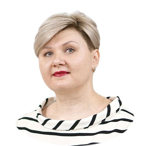 Ирина Гуторова